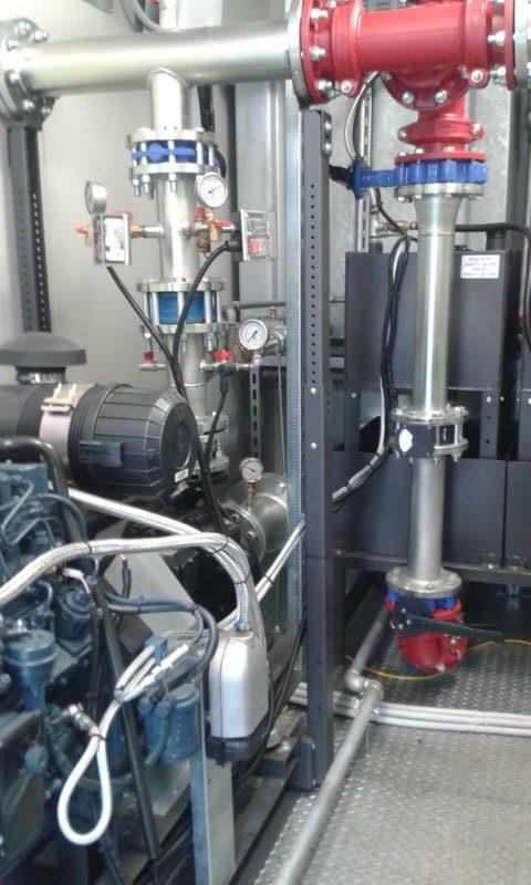 manutenzione impianti antincendio