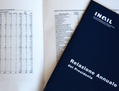Il 5 luglio a Montecitorio la presentazione della Relazione annuale Inail 2016