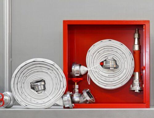 Manichette antincendio: l'importanza della manutenzione