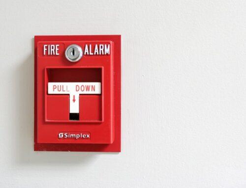 Prevenzione incendi sui luoghi di lavoro